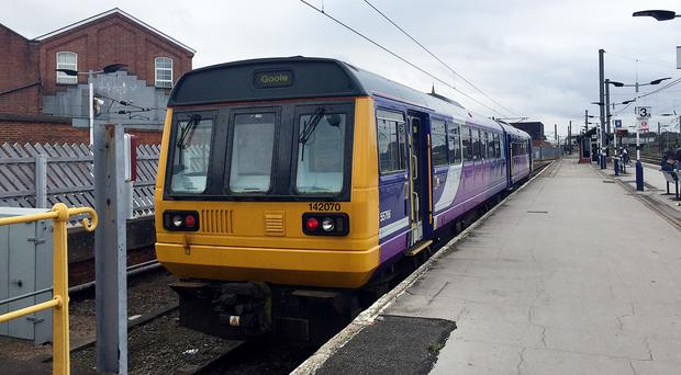 Northern plans to retire all its Pacer trains by the end of the year (Richard Woodward/PA)