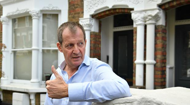 Alastair Campbell was ousted from Labour after he admitted voting for the Lib Dems in the European elections (Dominic Lipinski/PA)