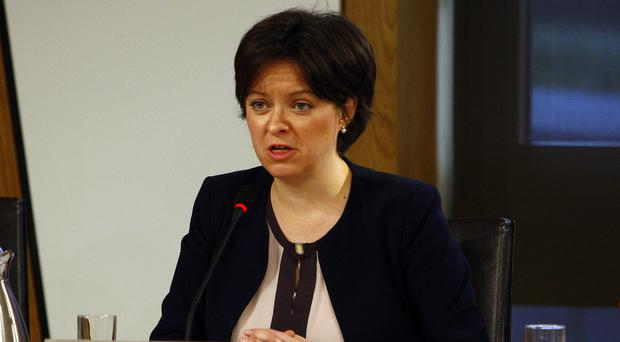 Audit Committee convener Jenny Marra said the Scottish Government must learn lessons from the problems at NHS Tayside (Andrew Cowan/Scottish Parliament/PA)