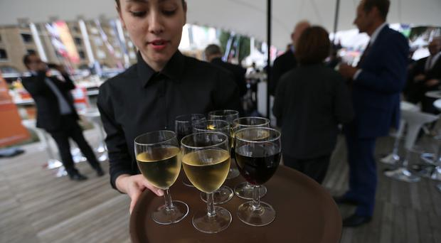 More than a fifth of EU workers in Scotland are either employed in the tourism or food and drinks industries (Tim Goode/PA)