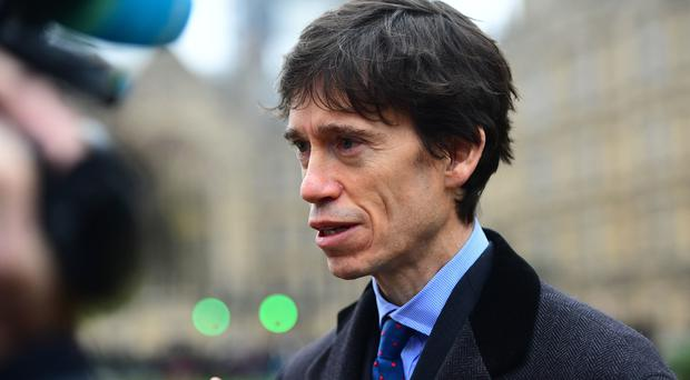 Rory Stewart smoked the class-A drug while in Iran (PA)
