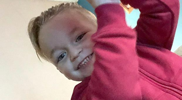 Alfie Lamb died in February last year (Family handout/PA)