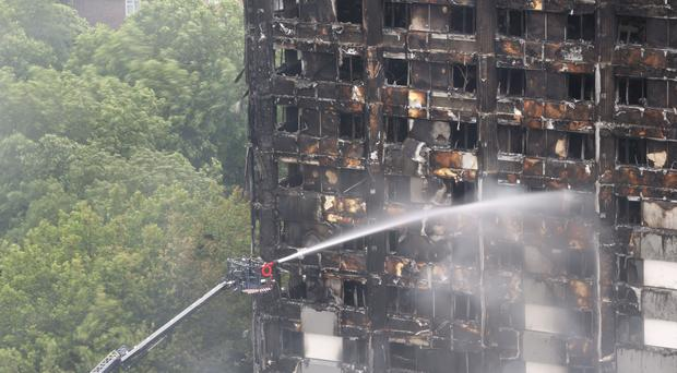 Grenfell Tower fire investigation (PA/Rick Findler)