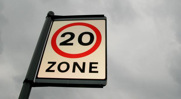 Plans for 20mph limits on all restricted roads were not recommended for approval by MSPs on Holyrood's Rural Economy and Connectivity Committee (Stephen Kelly/PA)