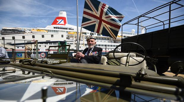 British soldier taking part in Normandy D-day commemorations drowns