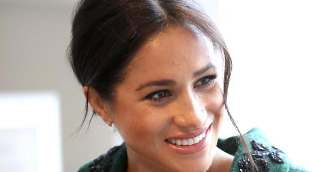 The Duchess of Sussex has been critical of Donald Trump (Chris Jackson/PA)