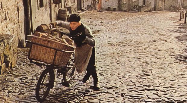 Ridley Scott's advert for Hovis featuring a boy pushing a bike has been re-mastered for a new generation (Hovis/PA)