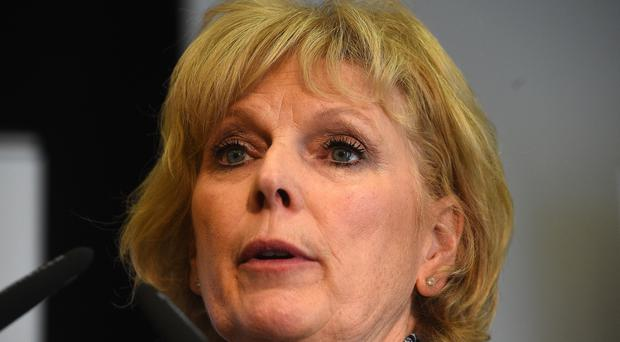New Change UK leader Anna Soubry (Kirsty O'Connor/PA)