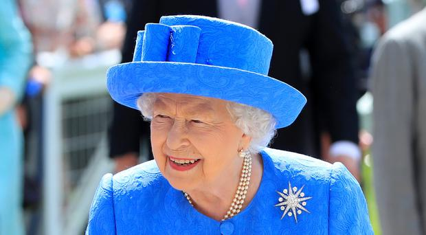 Queen has paid tribute to all those who were involved in D-Day, ahead of commemorations marking the event's 75th anniversary (Simon Cooper/PA)