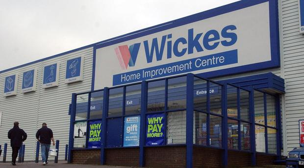 A Wickes ad offering a 50% discount on a kitchen has been banned by the advertising watchdog for being misleading (Barry Batchelor/PA)