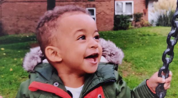 Dylan Tiffin-Brown was killed by his father Raphael Kennedy (Northamptonshire Police/PA)
