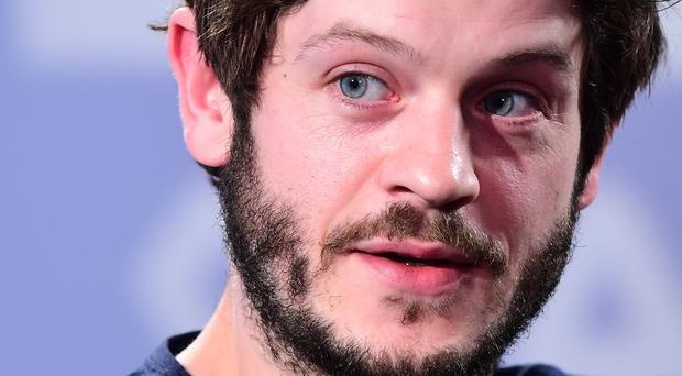 Iwan Rheon says governments need to do more to tackle climate change (Ian West/PA)