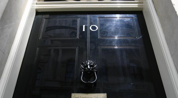 The battle for 10 Downing Street has stepped up (Johnny Green/PA)