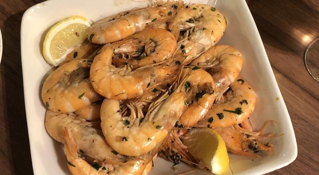 King prawns are popular among UK consumers (Great British Prawns/PA)