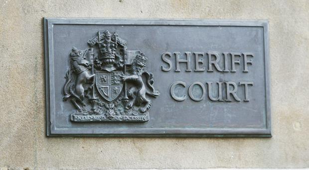 The pair are due to appear at Livingston Sheriff Court on Friday (Danny Lawson/PA)