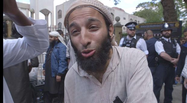 Khuram Butt expressed a desire to live in the Isis caliphate (Metropolitan Police/PA)