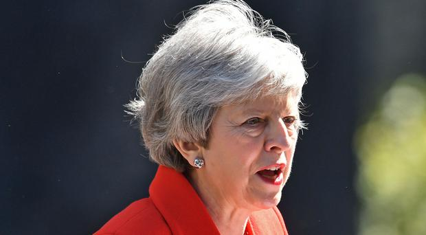 Prime Minister Theresa May has resigned as Tory leader (PA)