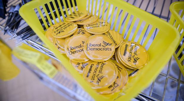 Two MPs are going head to head to lead the Lib Dems (Ben Birchall/PA)