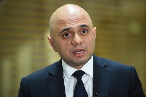 Sajid Javid is one of several Tory leadership hopefuls. Credit: Kirsty O'Connor/PA