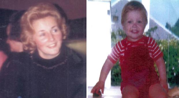 Renee MacRae disappeared with her son Andrew after leaving their home near Inverness on November 12, 1976 (Police Scotland/PA)