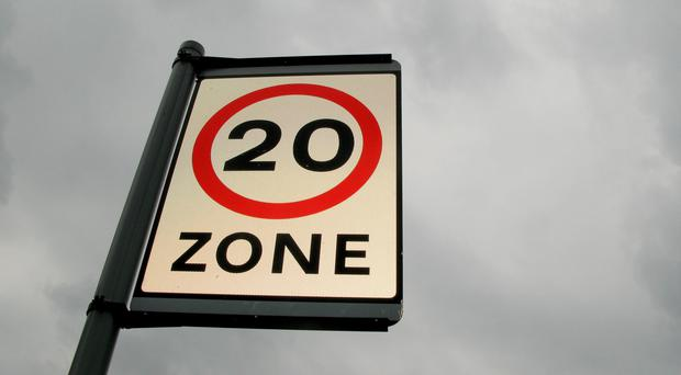 Campaigners have called for a 20mph default speed limit for residential streets (Stephen Kelly/PA)