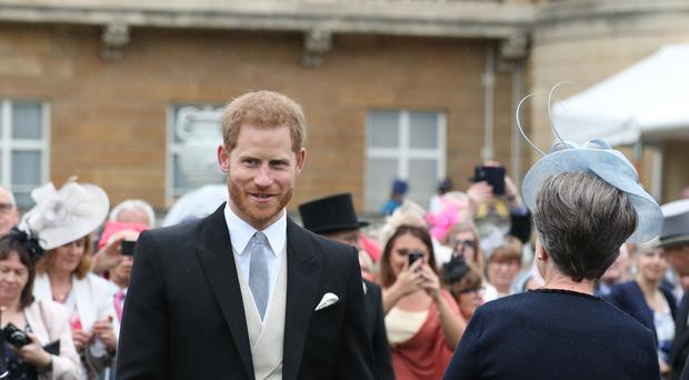 The Duke of Sussex will attend a garden party to mark the 70th anniversary of the Commonwealth (Yui Mok/PA)