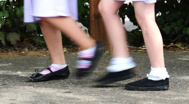 Children are suffering due to poor speech and language therapy services, a report says (PA)