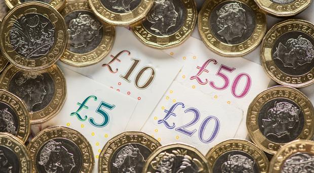 The Financial Services Compensation Scheme (FSCS) has put up almost a quarter of a million pounds to protect hundreds of members of a failed credit union in Belfast. (stock photo)