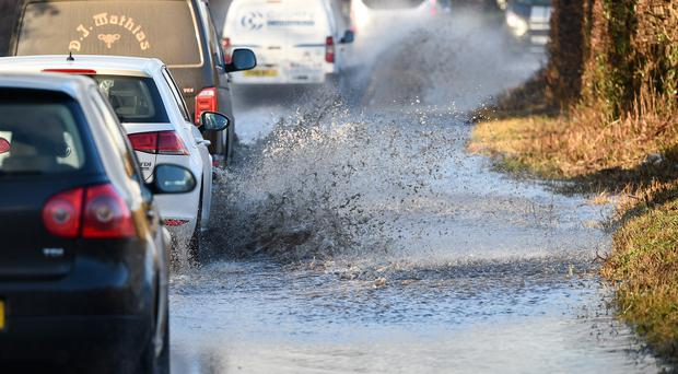 Parts of the UK have been affected by flooding (Ben Birchall/PA)