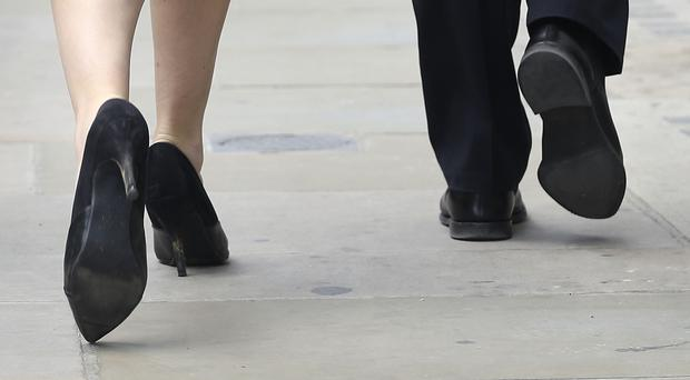 Women's employment is at a record high (Philip Toscano/PA)
