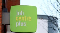The number of employee jobs hit 778,240 (Steve Parsons/PA)