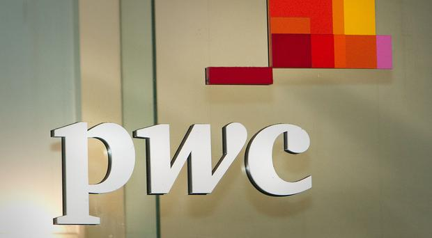PwC was handed a £4.5 million fine over a 'lack of competence' in auditing work (Philip Toscano/PA)
