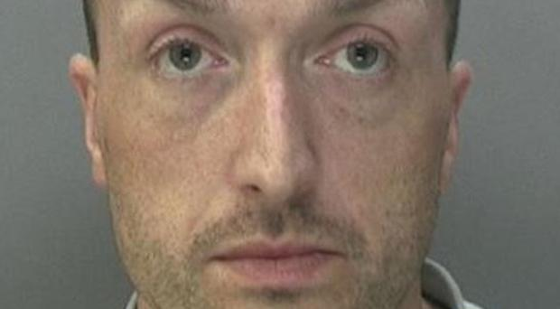 James Dempsey was jailed for 27 months (West Midlands Police/PA)