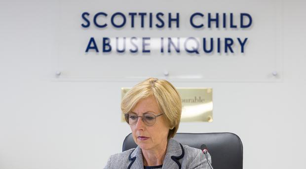 Lady Smith is the chairwoman of the Scottish Child Abuse Inquiry (Nick Mailer/PA)