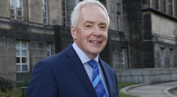 New NHS Scotland chief executive Malcolm Wright (Scottish Government/PA)