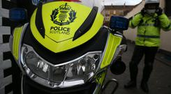 Police Scotland has charged a 24-year-old woman with a road traffic offence (Andrew Milligan/PA)