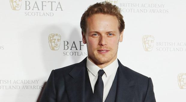 Sam Heughan will receive an honorary degree from the University of Stirling (Jane Barlow/PA)