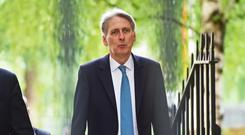 Chancellor Philip Hammond (David Mirzoeff/PA)