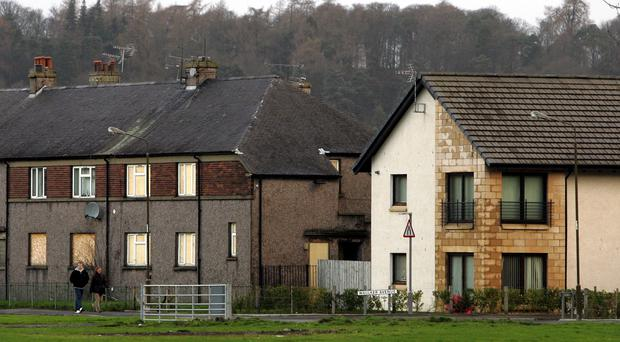 The number of empty homes has increased by 2,000, figures show (Andrew Milligan/PA)