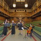 The Statutory Instruments playing in the Commons (David Mirzoeff/PA)