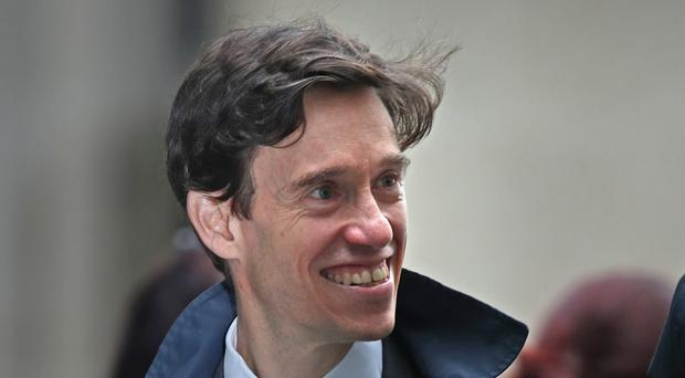 Conservative party leadership contender Rory Stewart (Yui Mok/PA)