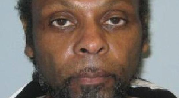 Leroy Campbell killed a nurse in her home weeks after he told probation staff he might rape again, an inquest has heard (West Midlands Police/PA)