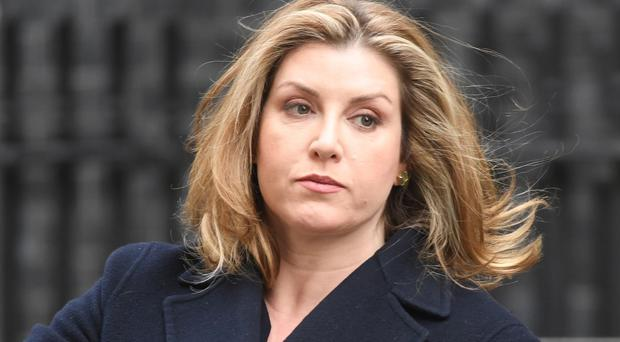Defence Secretary Penny Mordaunt wants the Chancellor to loosen the purse strings (PA/Victoria Jones)