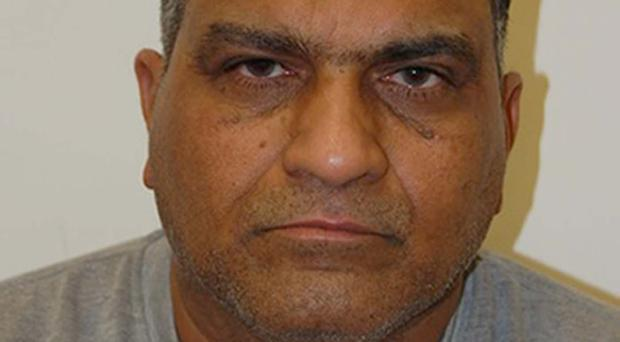 Muhammad Javed was jailed for murdering his wife (Met Police/PA)