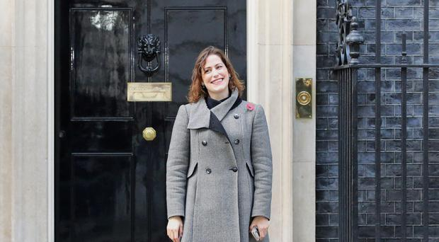 Victoria Atkins has been criticised for her alleged refusal to give evidence to a drug use inquiry (Rick Findler/PA)
