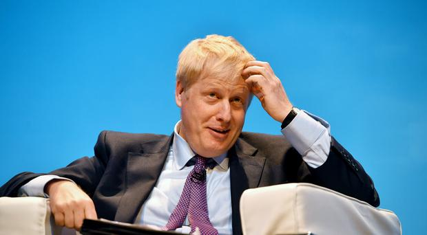 Conservative Party leadership candidate Boris Johnson (Ben Birchall/PA)