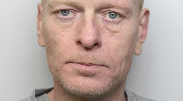 Paul Crossley was jailed for life (British Transport Police/PA)