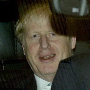Boris Johnson said it was 'simply unfair' to 'drag' his loved ones into the political arena (Kirsty O'Connor/PA)