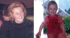 Renee MacRae and her son Andrew went missing in 1976 (Police Scotland/PA)
