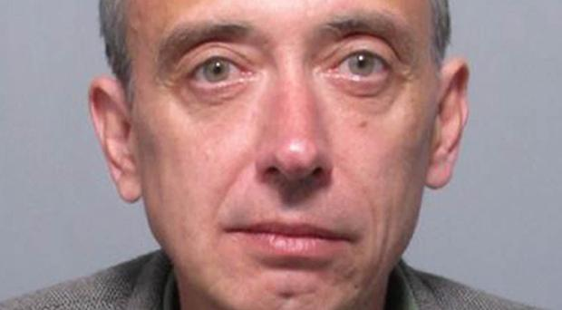 Julian Myerscough was jailed for 21 years (Suffolk Police/PA)